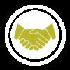 Kreis-Icon-Handshake